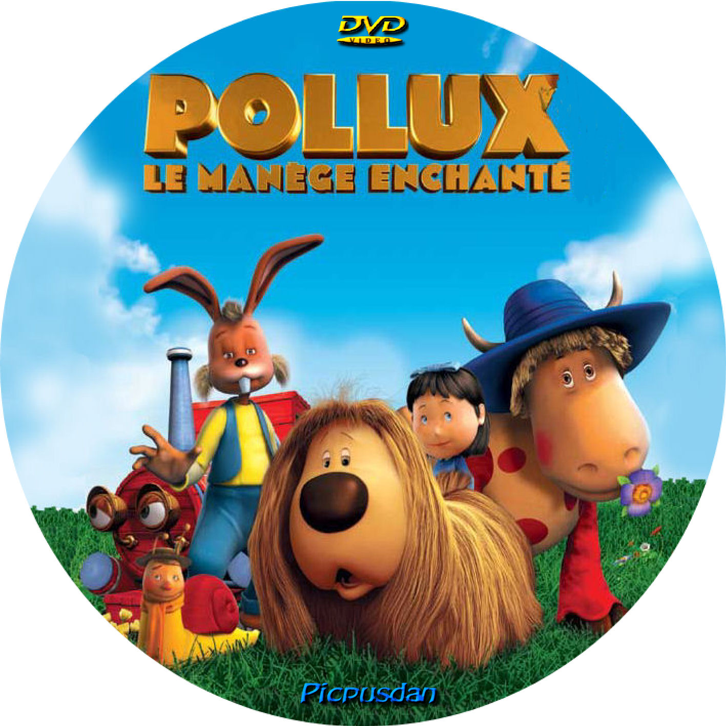 pollux le manege enchante